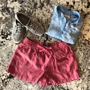 J. Crew Point Sur Shorts